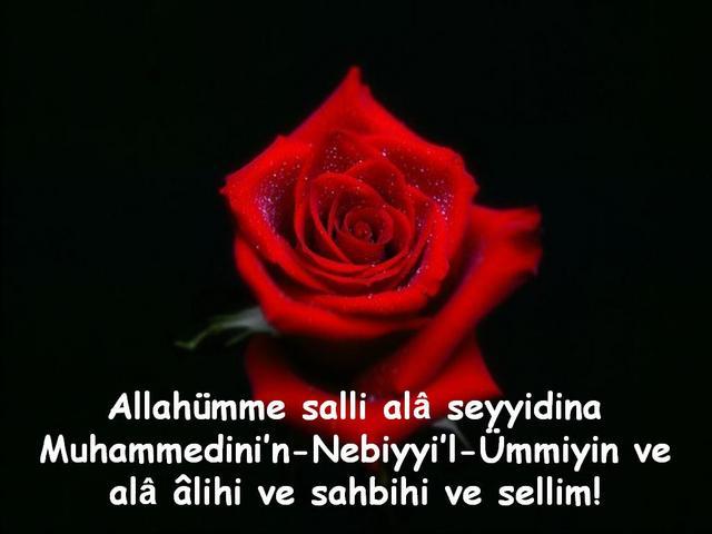 Allahümme Salli Ala Seyyidina Muhammed Dinle