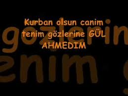 Gül Ahmedim ilahisi