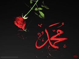 Hz.Muhammed'in Kefene Sarılması